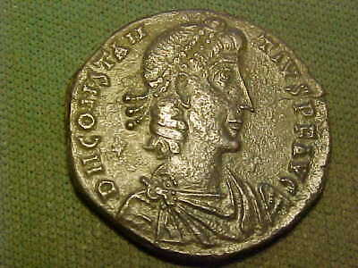 UK Found Roman Imperial Bronze Coin • 2.20£