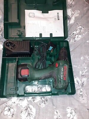 Bosch Psr 9.6volt Drill Cordless Boxed With Battery Spares Or Repair  • 6.10£