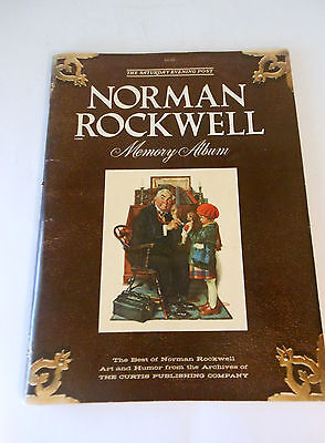 $ CDN7.66 • Buy  Norman Rockwell  The Saturday Evening Post  Vintage 1979