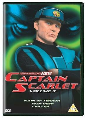 Gerry Anderson's New Captain Scarlet: Series 1 - Volume 3 [DVD], Very Good DVD,  • 5.83£