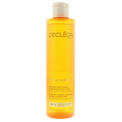 Decleor Aroma Cleanse Bi-Phase Caring Cleanser Make-Up Remover 200ml • 24.63£