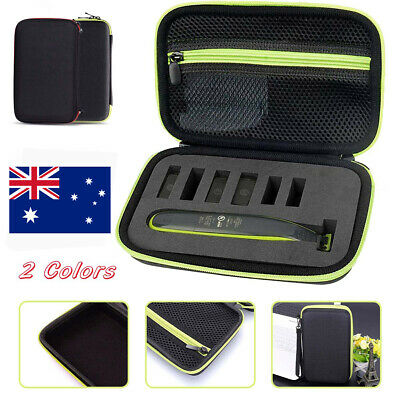 AU16 • Buy For Philips One Blade Shaver Case Storage Travel Bag Box Cover Pouch Padded AU