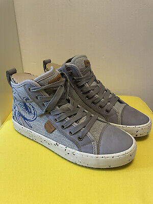 GEOX Child High-top Trainers Boys/Girls Size 36 BRAND NEW WITH BOX. • 10£