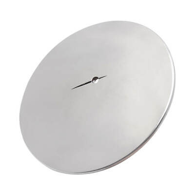 £7.45 • Buy 115mm SHOWER DRAIN COVER CHROME COLOUR WASTE TOP REPLACEMENT TRAY HOLE CAP