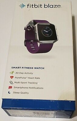 $ CDN98.07 • Buy FITBIT BLAZE Fitness Smart Watch For IOS/Android Health Fitness Tracker OpenBox