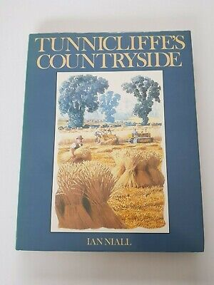 Tunnicliffe's Countryside, By Ian Niall, 1983 First Edition Hardback • 8£