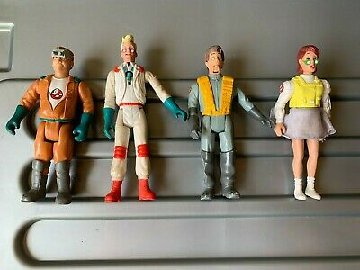 AU19.95 • Buy Ghostbusters Vintage Fright Features Figures Lot