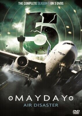 Mayday Air Disaster Series 5 • 14.39£