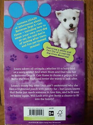 Battersea Dogs & Cats Home: Bertie's Story By Battersea Dogs & Cats Home (Paper… • 2£