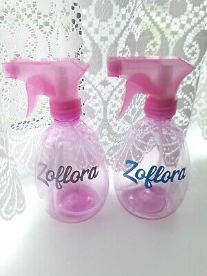 Zoflora Disinfectant Pink Spray Bottles X 1 Lilac & Blue X 1 Miss Z💖💖 • 7.70£