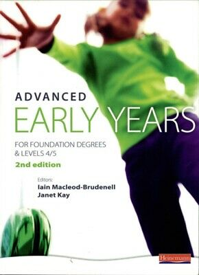 £48.36 • Buy Advanced Early Years: For Foundation De