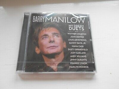 BARRY MANILOW CD - MY DREAM DUETS - NEW And SEALED • 2.49£