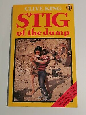 Stig Of The Dump, Clive King, Puffin Book ISBN 01403.01968 • 16.50£