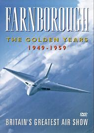 Farnborough - The Golden Years 1949 To 1959 [DVD], DVDs • 2.63£