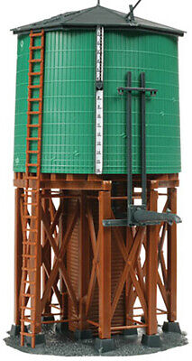 $ CDN15.77 • Buy Atlas HO Scale Model Railroad Building Kit Water Tower For Steam Trains