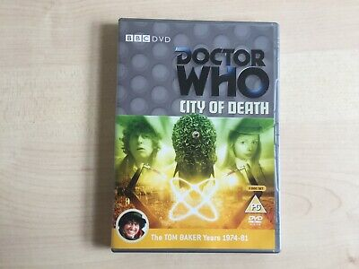 Doctor Who - City Of Death (DVD, 2 Discs, 2005) • 2.50£