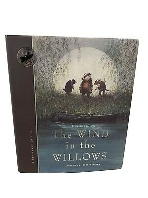 The Wind In The Willows: A Centenary Edition By Kenneth Grahame (Hardback, 2007) • 3.50£