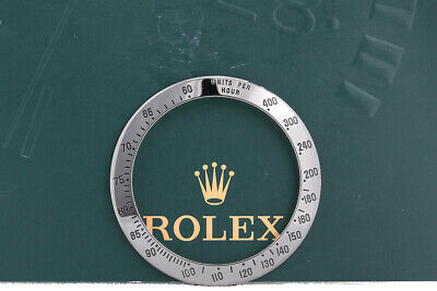 $ CDN694.60 • Buy Rolex Daytona Steel Bezel For 116520 Please Refer To Pictures FCD11819