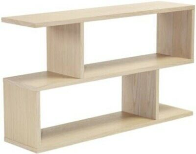 £229 • Buy Content By Terence Conran Balance Low Shelving WOOD In (Limed OAK)