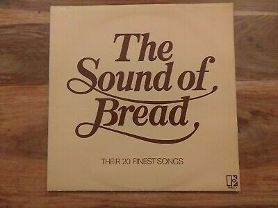 Bread 'The Sound Of Bread' 12  Vinyl. Very Good Condition  • 1.50£