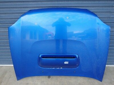$455.68 • Buy Subaru Impreza WRX STi GDB 01-02 Factory Alloy Blue Bonnet Scoop + Splitter #2
