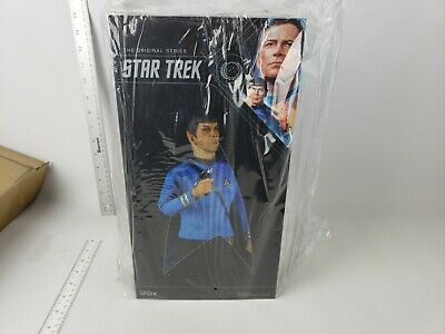 $ CDN445.94 • Buy QMX Star Trek Spock 1:6 Scale Articulated Figure Limited Edition Quantum Mech