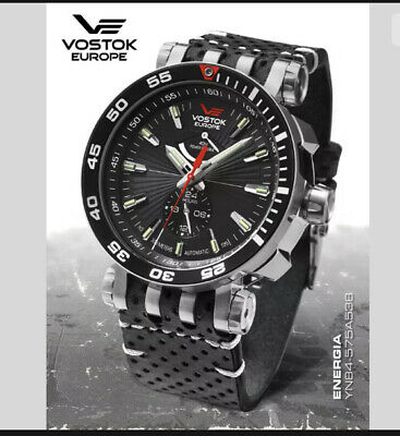View Details Vostok Europe Mens Energia Watch Brand New With Tags • 630.00£