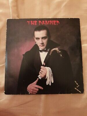 THE DAMNED Love Song / Suicide / Noise Noise Noise 7  Vinyl • 0.99£