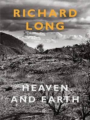 (Very Good)-Richard Long: Heaven And Earth (Paperback)-Clarrie Wallis-1854378414 • 79.13£