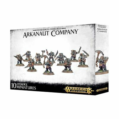 AU64.89 • Buy Warhammer Age Of Sigmar: Kharadron Overlords - Arkanaut Company - New!