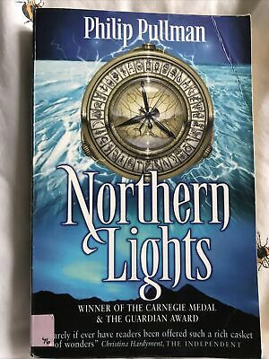 Northern Lights By Philip Pullman (Paperback, 1998) .• Very Good Condition • • 1.25£
