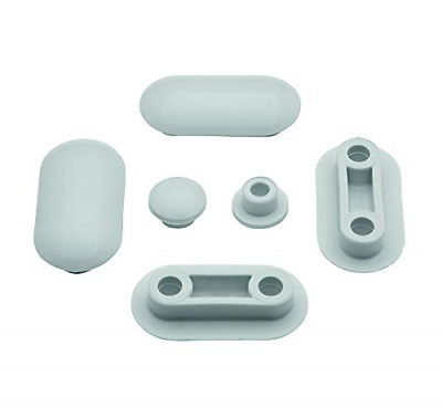 Ideal Standard T217801 Seat Buffer Pack, White • 7.49£