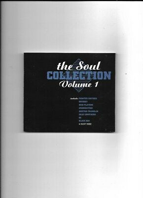 THE SOUL COLLECTION-Vol. 1 -3 CD-Pointer Sisters,Imagination,Black Box, Etc  • 3.99£
