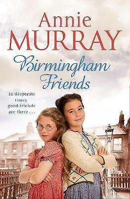 Birmingham Friends By Murray, Annie, Good Used Book (Paperback) FREE & FAST Deli • 3.05£