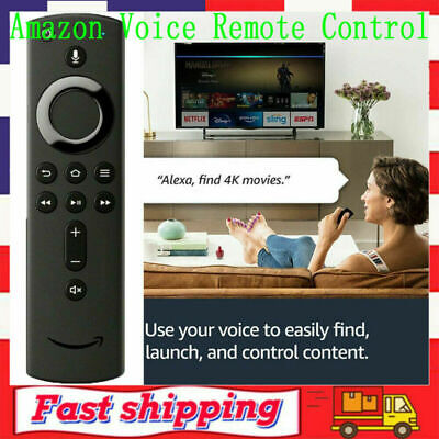 L5B83H For Amazon Fire TV Stick Generation With Alexa Voice Remote Control UK • 17.99£