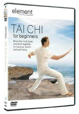 Element: Tai Chi For Beginners [DVD], Very Good DVD, Samuel Barnes, Andrea Amban • 5.13£