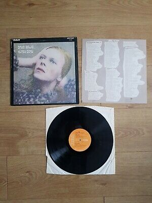 David Bowie - Hunky Dory - SUPER RARE  *** UK 1st PRESSING *** !!  • 19.99£