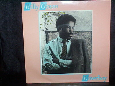 AU12.50 • Buy Billy Ocean Loverboy - Australian 7  45 Vinyl Record P/s