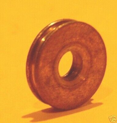 £2 • Buy Early Meccano Obsolete Small Brass Pulley, Part 23