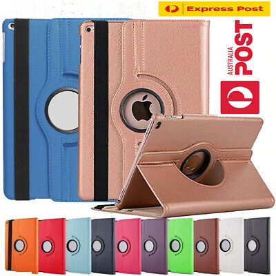 AU13.95 • Buy 360 Rotate Leather Case Cover For Apple IPad Pro 10.9  9th 7th 6th Air1/2 Mini6