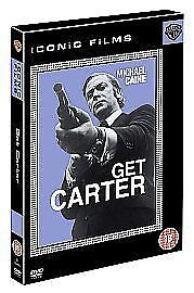 Get Carter [1971] [DVD], Acceptable, DVD, FREE & FAST Delivery • 2.01£