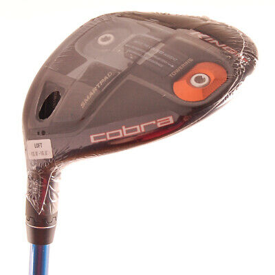 $ CDN87.95 • Buy New Cobra King F6 Black 3/4-Wood Fujikura Stiff Flex Graphite LEFT HANDED