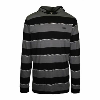 $ CDN29.99 • Buy Vans Off The Wall Men's Lightweight Check Stack Pullover Hoodie (S18) L & XL