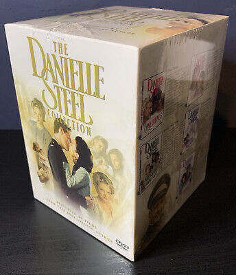 Danielle Steel Collection 10-dvd Box Set Brand New & Sealed • 49.99£