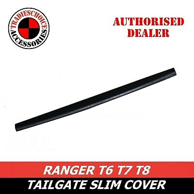 AU59.99 • Buy 1 Pcs Tailgate Rail Guard Cap Protector Rear Cover For Ford Ranger 2012-2021