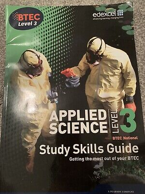 £1.99 • Buy BTEC Level 3 National Applied Science Study Guide By Julie Matthews (Paperback,