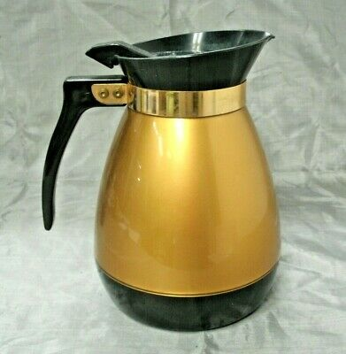 AU23.15 • Buy West Bend THERMO-SERV Coffee Tea Carafe 1 1/2 Qt 6 Cup Server Insulated USA Euc