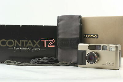 $ CDN1243.31 • Buy [MINT In BOX] Contax T2 35mm Point & Shoot Film Camera From JAPAN #040