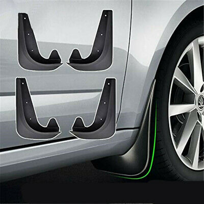 $20.60 • Buy  4PCS Universal Car Mud Flaps Splash Guards For Front Or Rear Auto Accessories