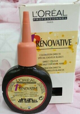 L'OREAL SEMI PERMANENT HAIR COLOUR DARK BLONDE ESPECIALLY FOR WHITE HAIR 70ml • 2.99£